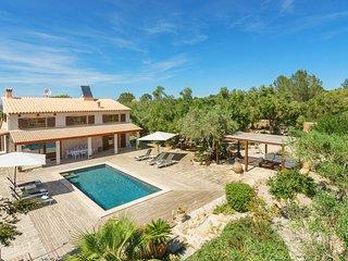 Villa estupenda con vistas y tranquilidad  con WI-FI  TV/SATELITE