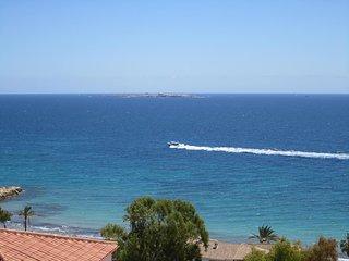 Apartamento con vistas a 50 mt playa