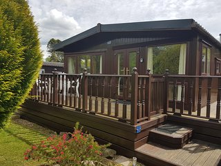 Albir Lodge, Builth Wells