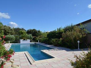 Villa climatisée avec piscine jusqu'à 9 personnes, calme et sans vis-à-vis