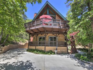 3BR Lake Arrowhead Chalet, Bikes & Kayaks Included
