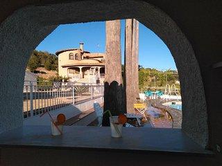Casa rustica con encanto en plena naturaleza con piscina privada