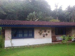 Ubatuba House 5 min from Tenório's beach