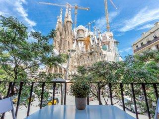 UNIQUE - Fantastic views of Sagrada Familia