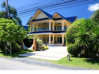 Luxury Rawai Beach 4 Bedroom Pool Villa