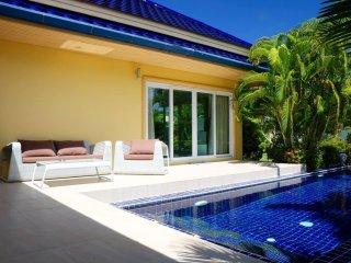 Rawai Nai Harn Beach 3 Bed Pool Villa