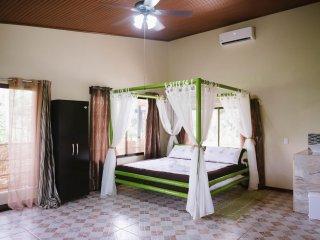 Super soft mattress and sturdy bed