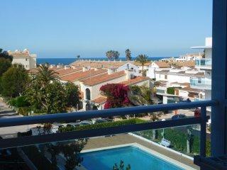 Apartamento de 3 dormitorios con vistas al mar, Els Poblets