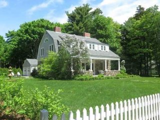 Brightholme  - beautiful large family residence in Bar Harbor