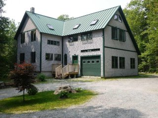 Norway House - modern post & beam -- discounted July 14 wk -- call us!