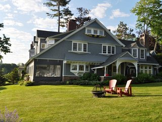 Bagatelle - oceanfront elegance in Bar Harbor