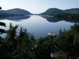 Top o' the Ridge - beautiful views, private dock on Long Pond
