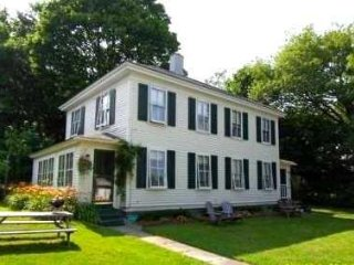 Megerry Place - historic duplex apt in Bar Harbor