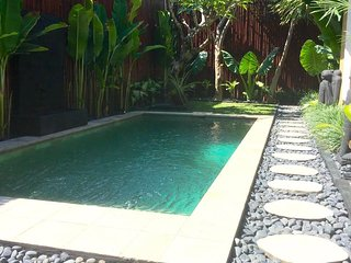 Seminyak/Legian Luxury 2 Bedroom Villa - Private Pool - swasta