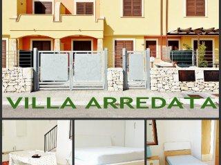 Villa al mare Casa vacanza arredata in Salento Sei posti letto