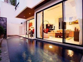 Nai Harn Beach 3 Bed Pool Villa, Rawai