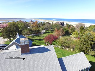 200 Yards From Nauset Beach, Full A/C (Sleeps 8)