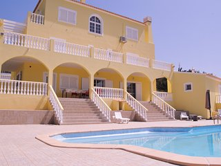 Villa With Private Pool- Rural- Sea View, Faro