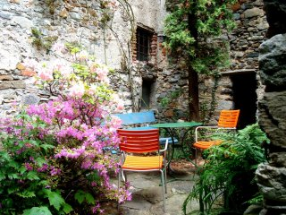 Bed & Breakfast DZ PADIGLIONE in der CASA LEONE - CÀ LEÒN, in Breno