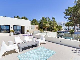 Villa les pieds dans l'eau a Ibiza