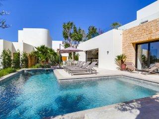 Villa acces prive a la plage a Ibiza