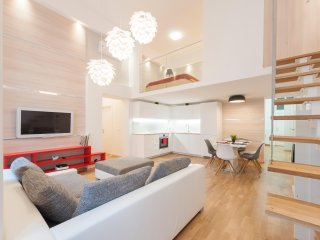 Bright and spacious modern home