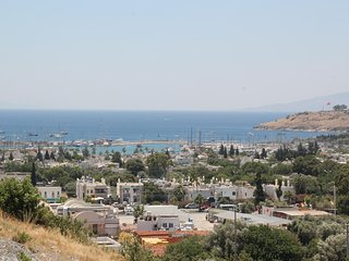 Bodrum Luxury Apartment With Panoramic Sea View # 316