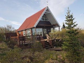 Stekkjarás Modern Cottage, Hvanneyri