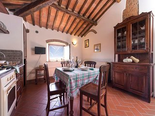 Aceto - Traditional Toscan apt in Maremma region