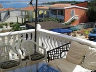 Apartments Marijanovic - Two Bedroom Apartment with Terrace and Sea View (Domini