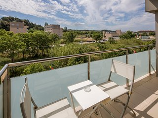 Apartamento en Girona con parking privado