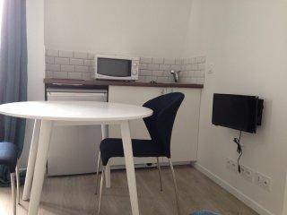 Apartment/Flat in Paris, at Mathieu's place