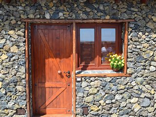 Casa rural Los Guinderos un paraiso en plena naturaleza con mucha luz, ecologica