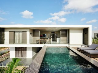Parel van Jan Thiel 1 - Luxury modern villa for 8 people in the district Jan Thiel Curacao