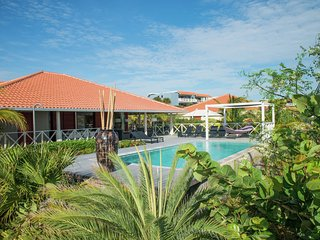 Villa Kas Krioyo - Boca Gentil - Luxurious and comfortable villa with private pool in Willemstad on Curacao