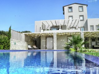 Cretan Mansion - Fabulous luxe villa, 10-12 pers., private pool, small village Dramia NW coast