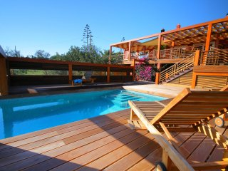 Villa Monte Alto - Luxury villa with private swimming pool and jacuzzi in Odiaxere