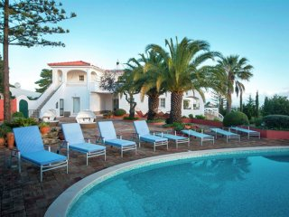 Casa Monte Cristo TRES - Characteristic 6 bedroom Villa with pool, terraces and great views near Lagos.