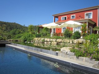 Villa Ribeira do Banho - Luxurious 7 bedroom Villa with private pool close to Caldas de Monchique