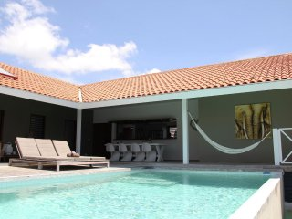 Villa Coco Jambo 8 pers - Boca Gentil - Comfortable seaside villa with private swimming pool in district Jan Thiel, Willemstad