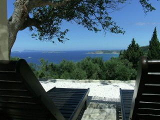 Villa Dysis - Holiday house with stunning views nearby the cozy village Afionas