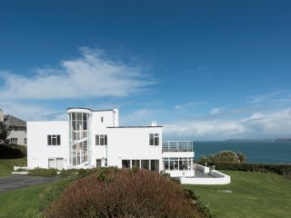 Polventon, built by Rick Steins father.  Stunning Location, Constantine Bay
