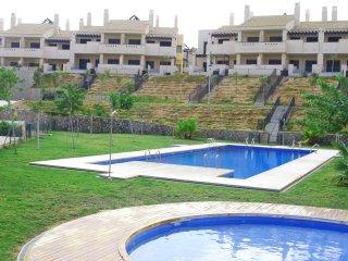Lujoso apartamento 2dorm con mini piscina