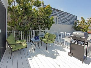One house from the Beach! Great Location! New Split Level Remodeled Bungalow.