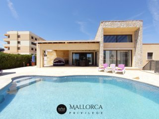Poolhouse Cala Millor
