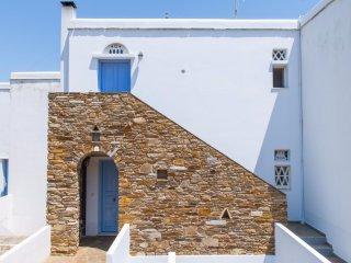 Light Blue,Agios Sostis-Tinos, Tinos Town