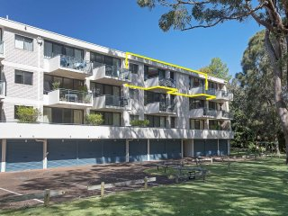 14 'Mistral Court' 17 Mistral Close - across the road from the beach