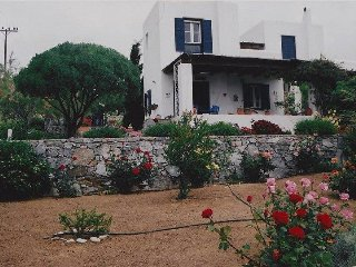"Lovely Private ""Villa IRA"" on the Beautiful Island of Naxos in Stelida."
