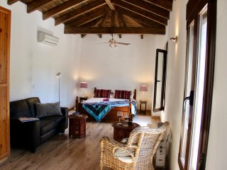 Spacious double room in 300 year old mill complex