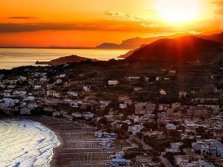 vacanza a Gaeta nel borgo, vicino al mare